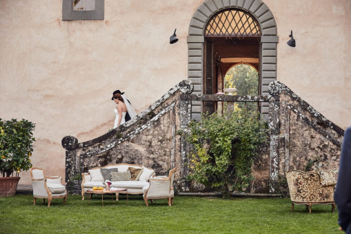 villa catureglio wedding