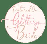 Glittery Bride