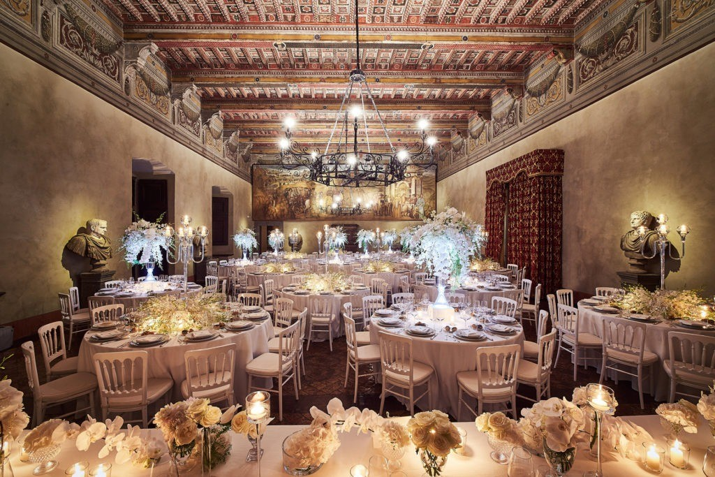 castello odescalchi wedding