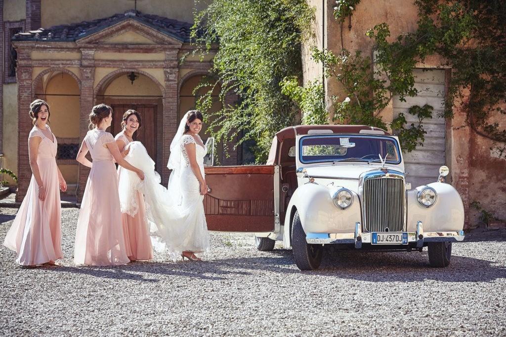 certosa di pontignano wedding