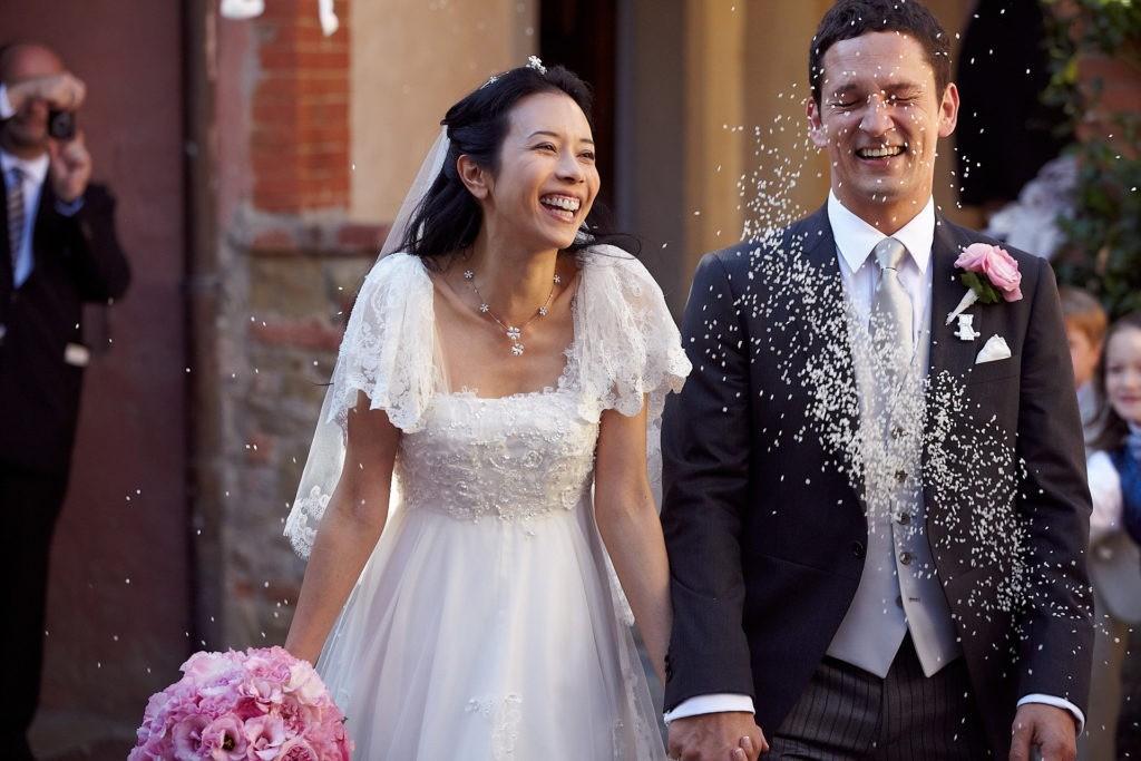 karen mok official wedding photos