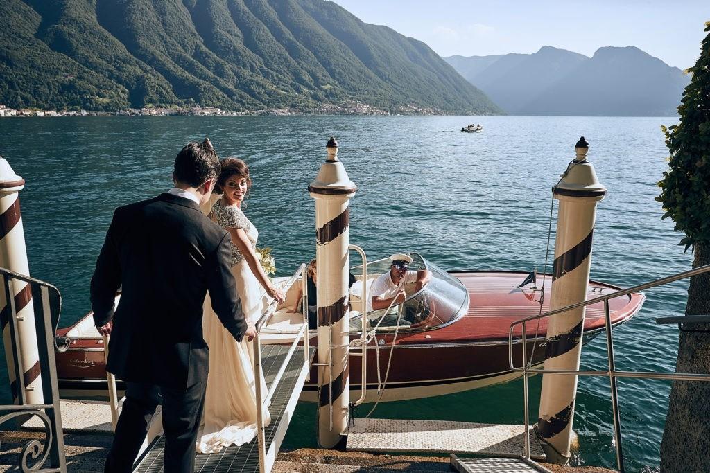 lake como elopement villa balbianello