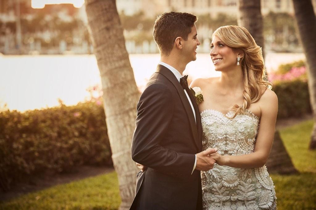 palm beach wedding flagler museum florida