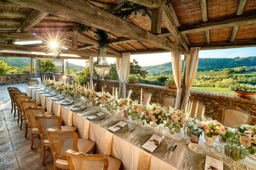podere celli intimate wedding in tuscany