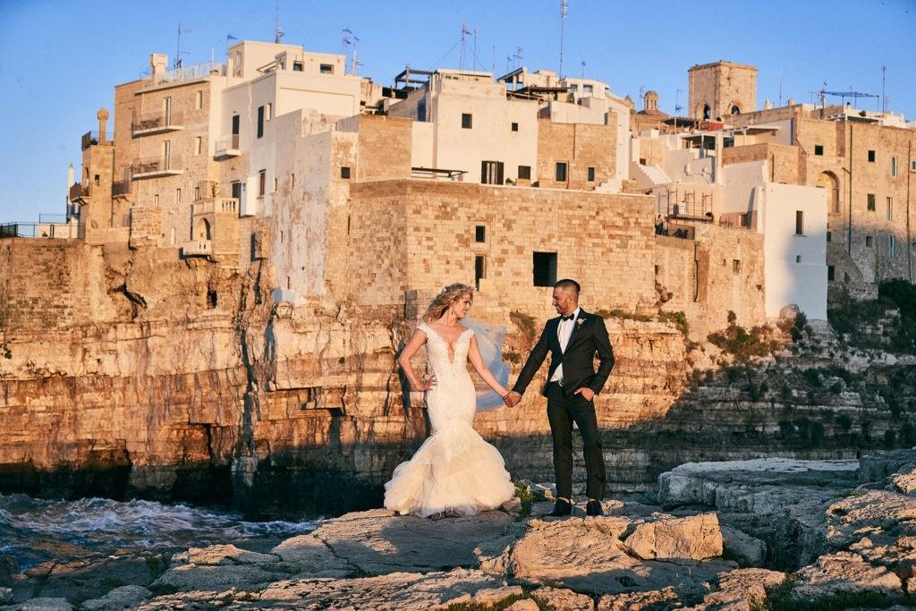 polignano a mare wedding