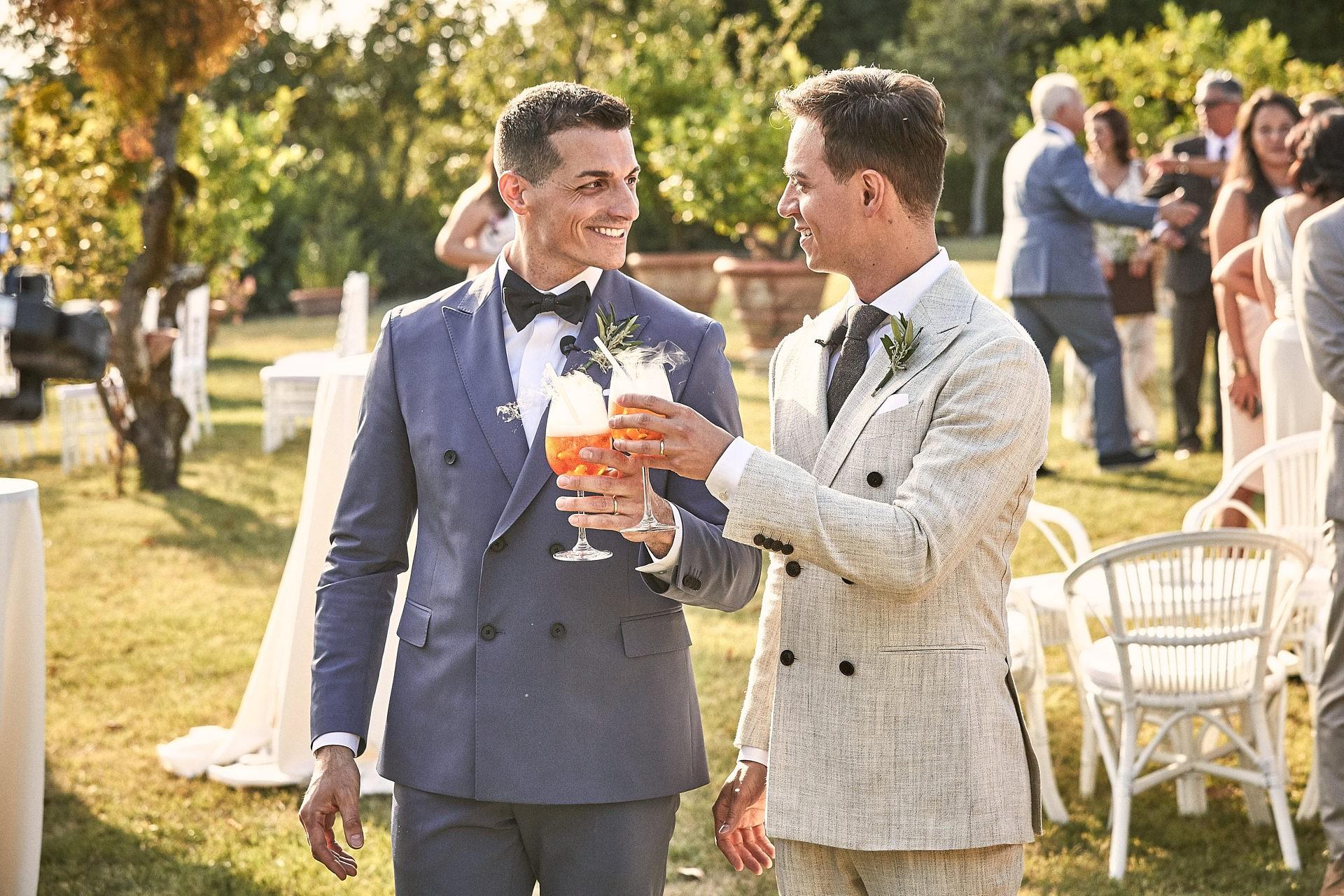 same sex weddings italy