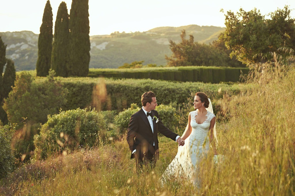 sublime val d orcia wedding