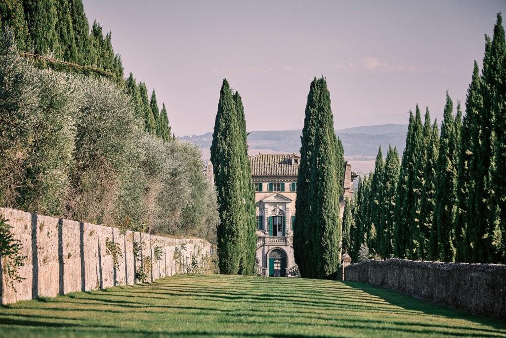 villa cetinale wedding venue
