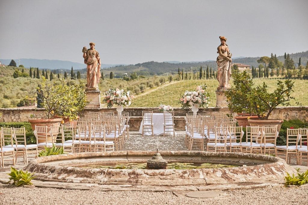 villa corsini mezzomonte wedding