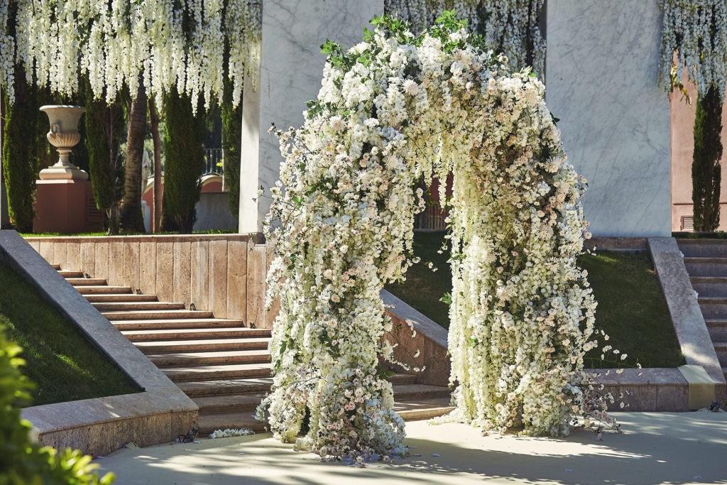 villa padierna palace wedding marbella spain