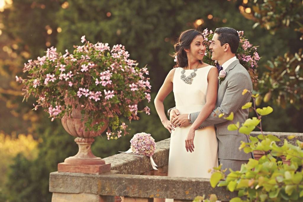 villa san michele wedding florence